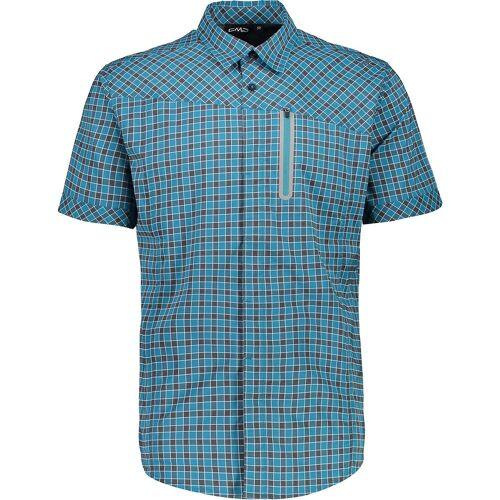CMP Herren Coolmax Hemd Blau 3XL