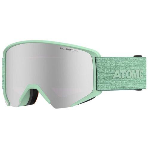 Atomic Savor Big Stereo Skibrille Grün