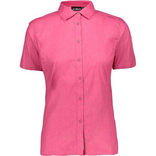 CMP Damen Melange Bluse Pink XS