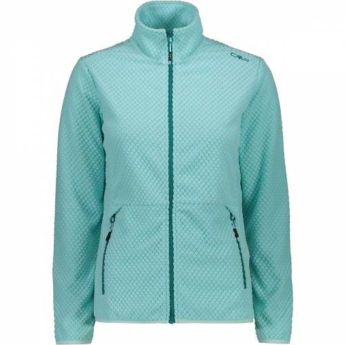 CMP Damen Grid Fleece Jacke