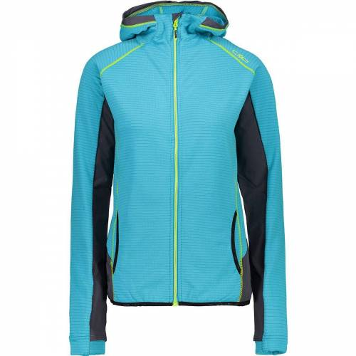CMP Damen Gridtech Fleece Jacke