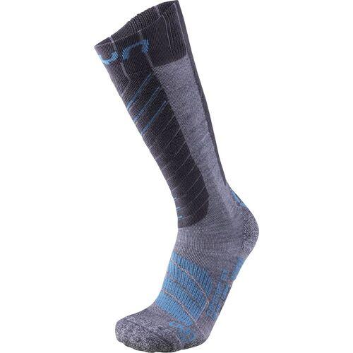 Uyn Damen Ski Comfort Fit Socken Grau 42, 41