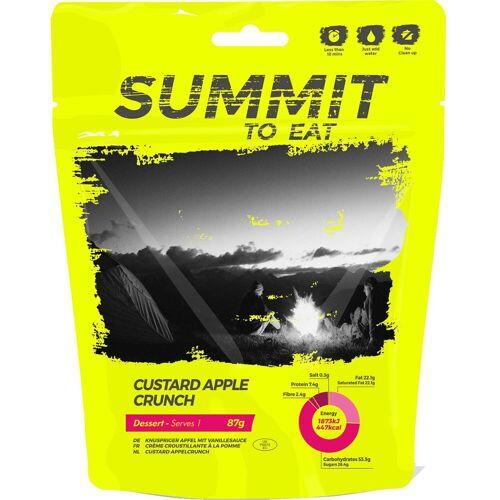 Summit To Eat Vanillepudding mit Apfel