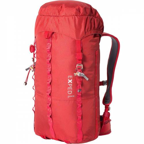 Exped Mountain Pro 30 Rucksack Rot