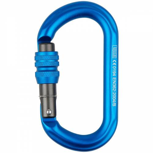 LACD Oval Screw Karabiner