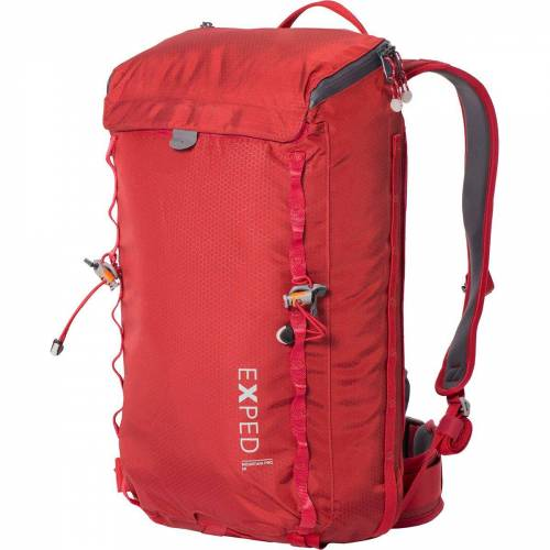 Exped Mountain Pro 20 Rucksack Rot