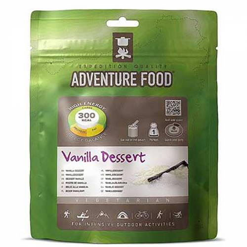 Adventure Food Vanille Dessert