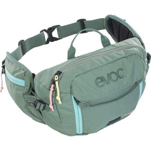 Evoc Hip Pack 3+1.5 Hüfttasche Grün