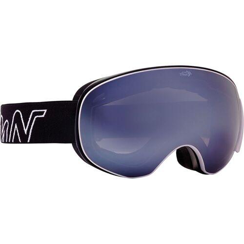 Demon Magnet Skibrille Weiß