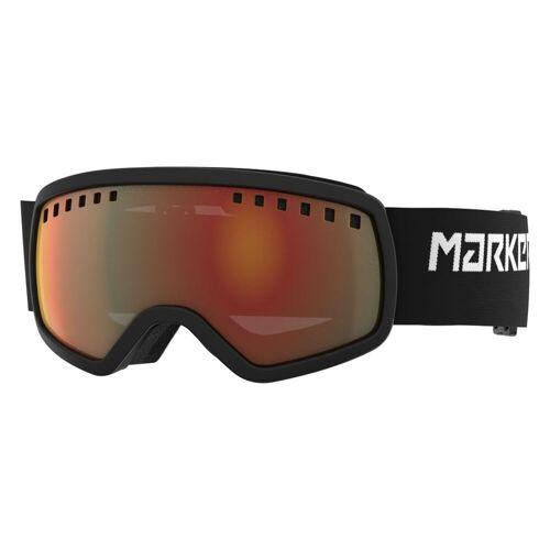 Marker Kinder 4:3 Skibrille Schwarz