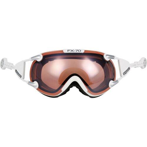 Casco FX-70 Vautron Skibrille Weiß