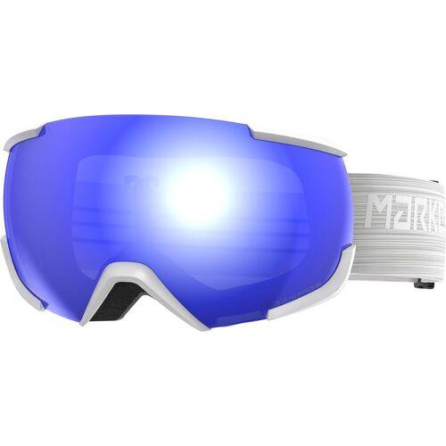 Marker 16:10+ Skibrille Weiß