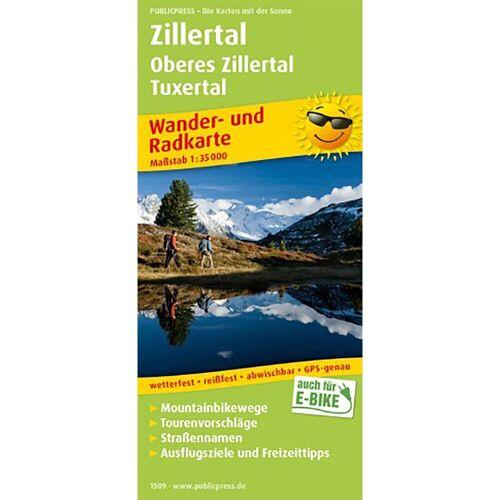 PublicPress RWK 1509 Zillertal - Oberes Zillertal, Tuxertal