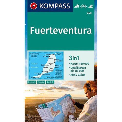 Kompass Verlag WK 240 Fuerteventura