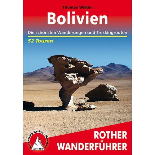 Rother Bolivien Wanderführer