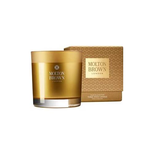 Molton Brown Home Kerzen Mesmering Oudh Accord & Gold Three Wick Candle 480 g