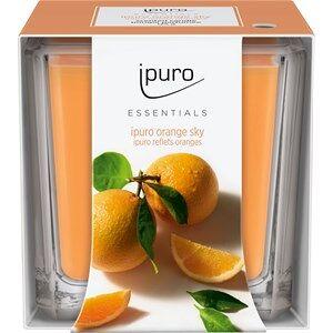 ipuro Raumdüfte Essentials by Ipuro Orange Sky Candle 125 g
