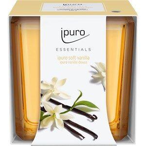 ipuro Raumdüfte Essentials by Ipuro Soft Vanilla Candle 125 g