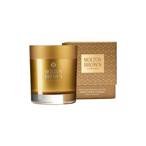 Molton Brown Home Kerzen Mesmering Oudh Accord & Gold Single Wick Candle 180 g