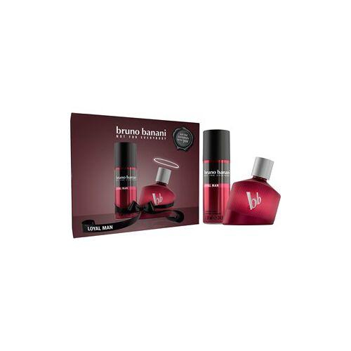 Bruno Banani Geschenksets Für Ihn Geschenkset Eau de Parfum Spray 30 ml + Deodorant Spray 50 ml 1 Stk.