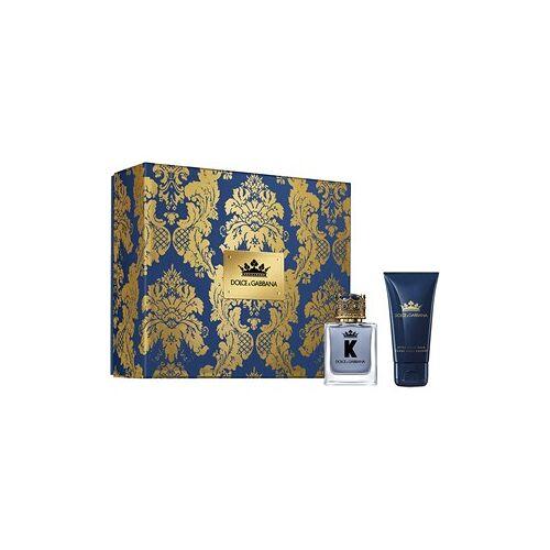 Dolce&Gabbana Für Ihn Geschenkset Eau de Toilette Spray 50 ml + After Shave Balm 50 ml 1 Stk.