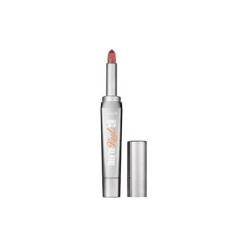 Benefit Lippen Lippenstift Lippenstift They're Real! Double The Lip Ruthless Red 1,50 g
