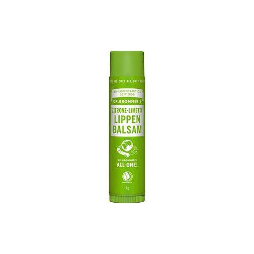 Dr. Bronner's Pflege Lippenpflege Zitrone-Limette Lippenbalsam 4 g