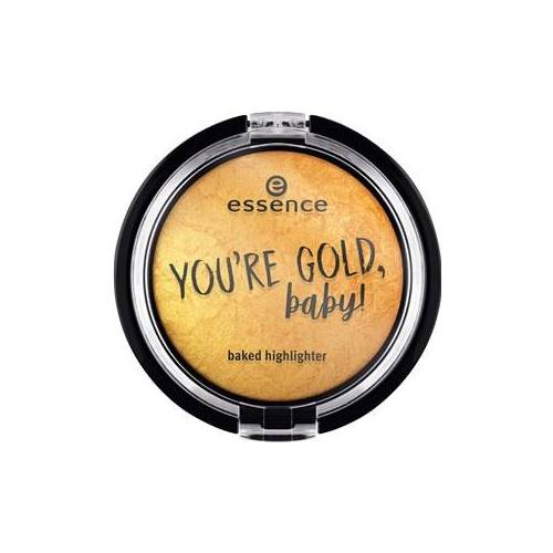 Essence Teint Highlighter You're Gold Baby! Baked Highlighter Nr. 01 My Gold! 9 g