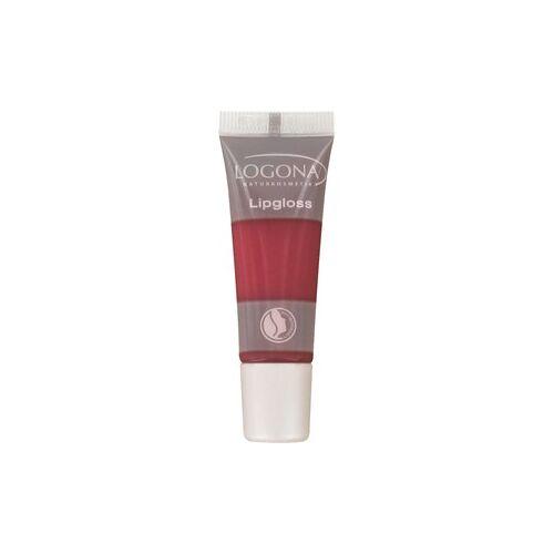 Logona Make-up Lippen Lipgloss Nr. 05 Light Brown 10 ml