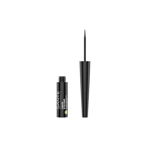 Sante Naturkosmetik Augen Eyeliner Liquid Eyeliner Nr. 01 Black 3,50 ml