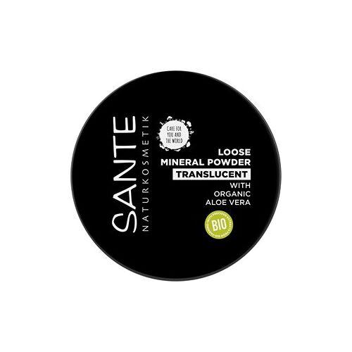 Sante Naturkosmetik Teint Foundation & Puder Loose Mineral Powder 12 g