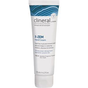 Clineral Pflege X-Zem Hand Cream 125 ml