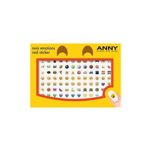 ANNY Nägel Nagellack Emoji Sticker 1 Stk.