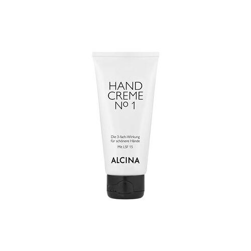 Alcina Kosmetik No. 1 Alcina Handcreme No.1 50 ml