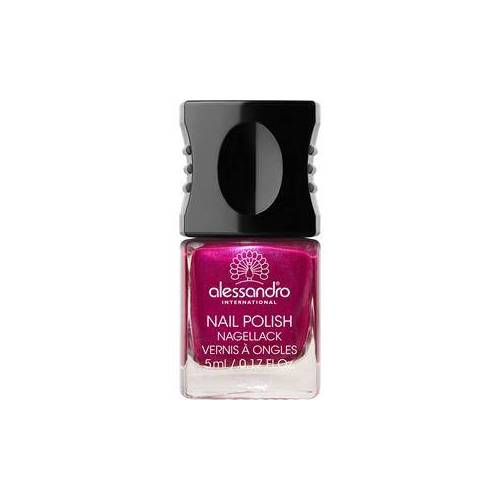 Alessandro Make-up Nagellack Colour Explosion Nagellack Nr. 907 Ruby Red 5 ml