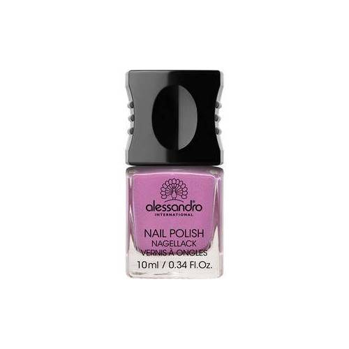 Alessandro Make-up Nagellack Colour Explosion Nagellack Nr. 07 Shimmer Shell 10 ml