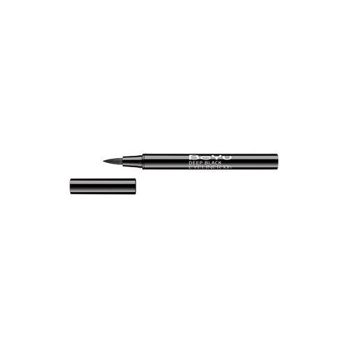 BeYu Augen Eyeliner Deep Black Eyeliner 10H Long-Lasting 1,20 ml