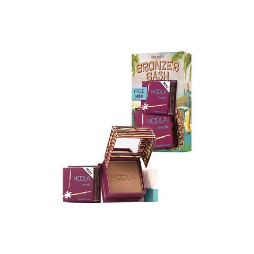 Benefit Teint Bronzer Bronzer Bash Hoola Set Hoola Matt Bronzing Powder 8 g + Hoola Matt Bronzing Powder Mini 4 g 1 Stk.