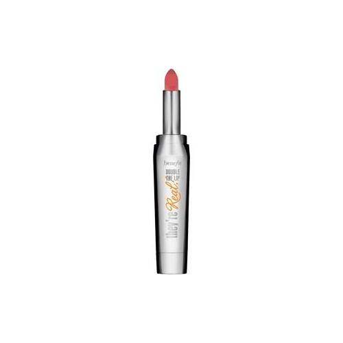 Benefit Lippen Lippenstift Lippenstift They're Real! Double The Lip Mini Revved-Up Red 0,75 g
