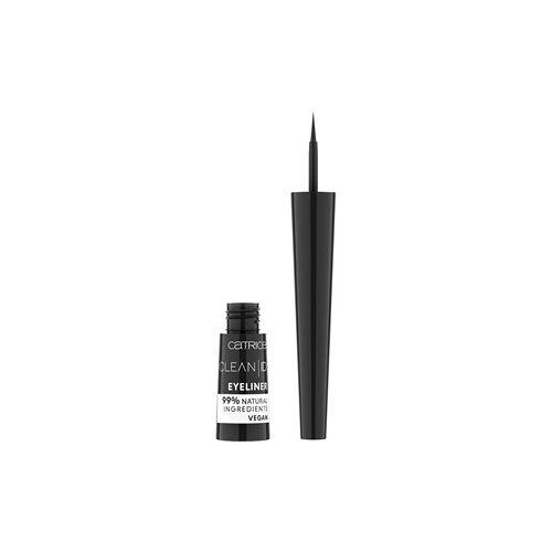 Catrice Augen Eyeliner & Kajal Clean ID Eyeliner Nr. 010 Truly Black 2,50 ml