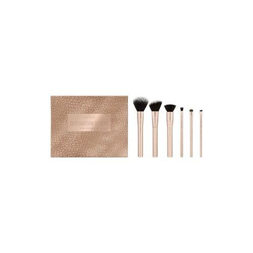 Catrice Accessoires Pinsel Destination Desert 6 Face & Eye Brush Set 6 Stk.