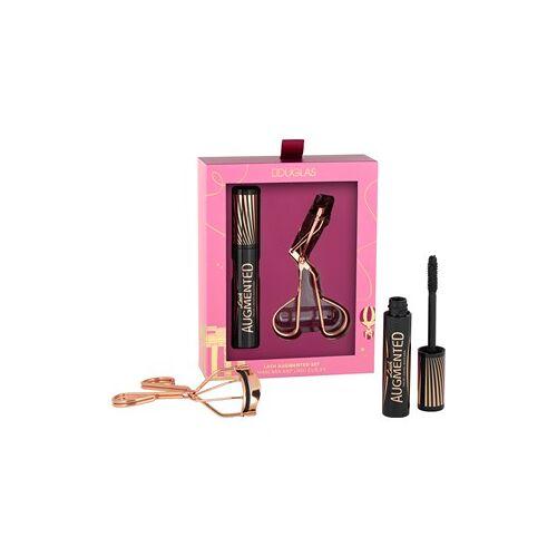 Douglas Collection Douglas Make-up Augen Geschenkset Lash Augmented False Lashes Mascara 9 ml + Wimpernzange 1 Stk.