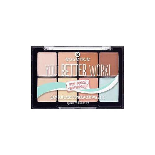 Essence Teint Concealer You Better Work! Camouflage Concealer Palette 8 g