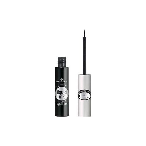 Essence Augen Eyeliner & Kajal Liquid Ink Eyeliner Black 3 ml