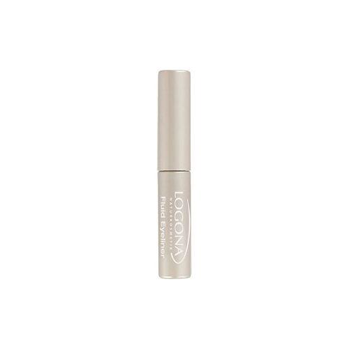 Logona Make-up Augen Fluid Eyeliner Nr. 01 Black 4 ml