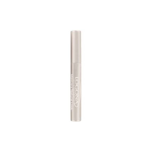 Logona Make-up Augen Mascara Natural Look Nr. 01 Black 8 ml