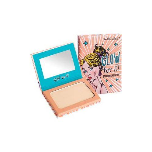 Misslyn Teint Contouring & Strobing Glow for it! Strobing Powder Nr. 2 Glow for it! 6 g