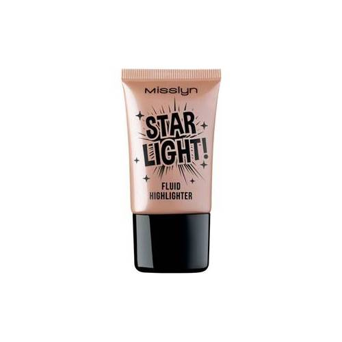Misslyn Teint Make-up Star Light! Fluid Highlighter Nr. 4 Out Of This World 17 ml