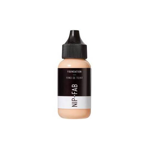 Nip+Fab Make-up Teint Foundation Dark Mixer 30 ml