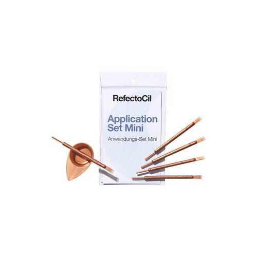 RefectoCil Augen Augenbrauen Application Mini Set 5 Application Dishes + 5 Application Sticks 1 Stk.